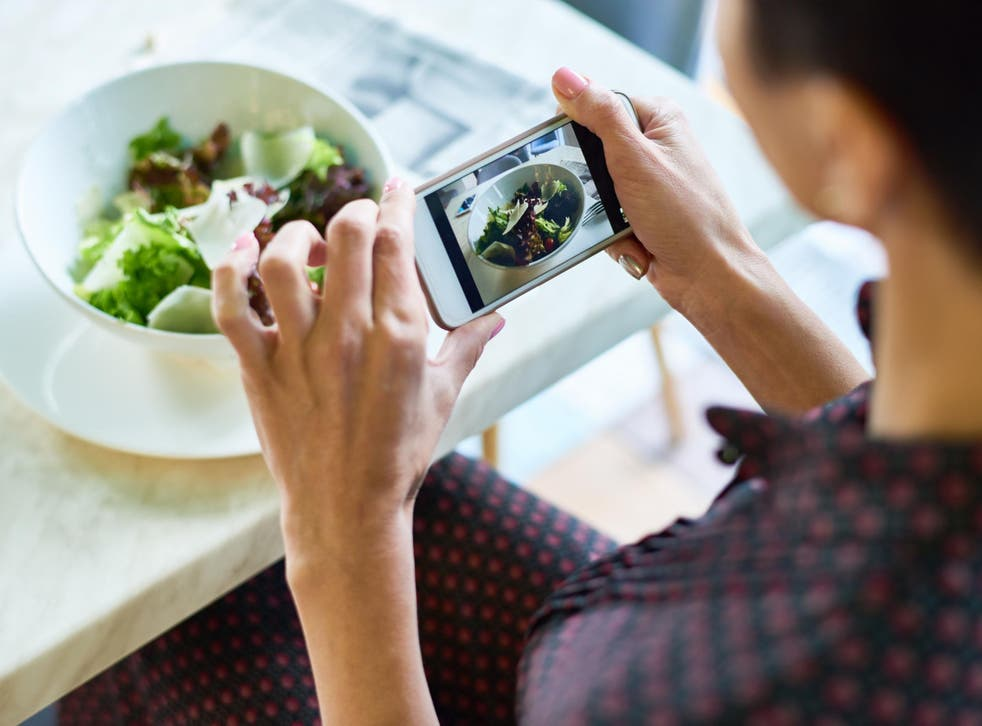 A recent study found that around half of those with anorexia reported eating some form of vegetarian diet
