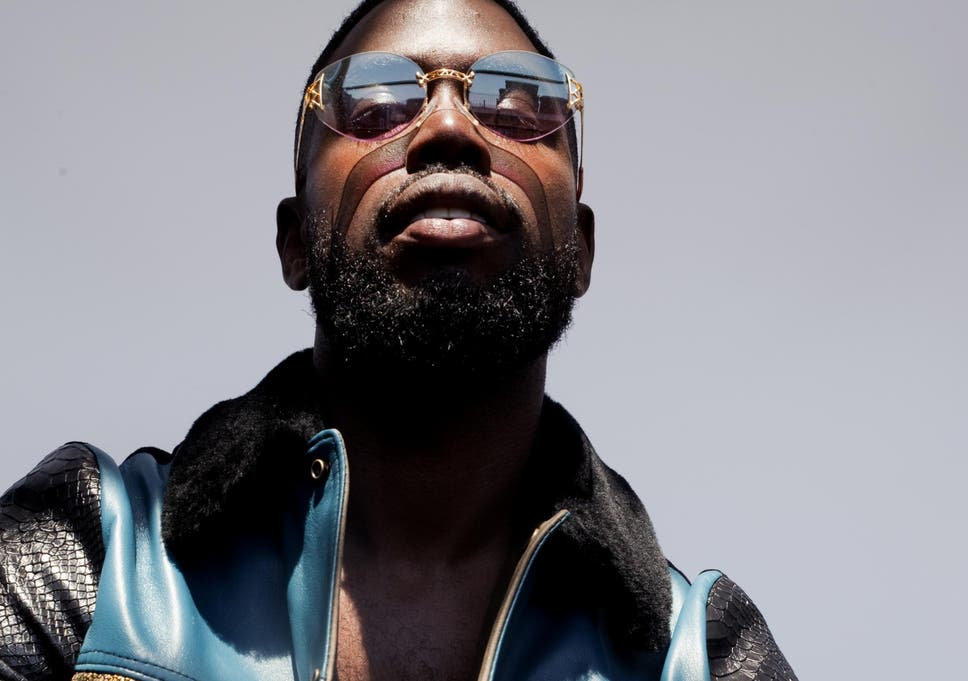 59f47b4c4c Ghetts has been nominated for an Ivor Novello for his song  Black Rose
