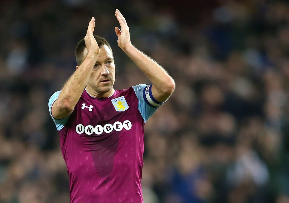 John Terry welcome to return 'home' to Chelsea in coaching