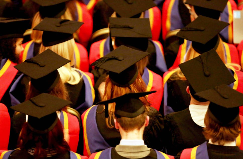 Only 57 per cent of graduates hired by companies had a state-school education – compared to 91 per cent across the population