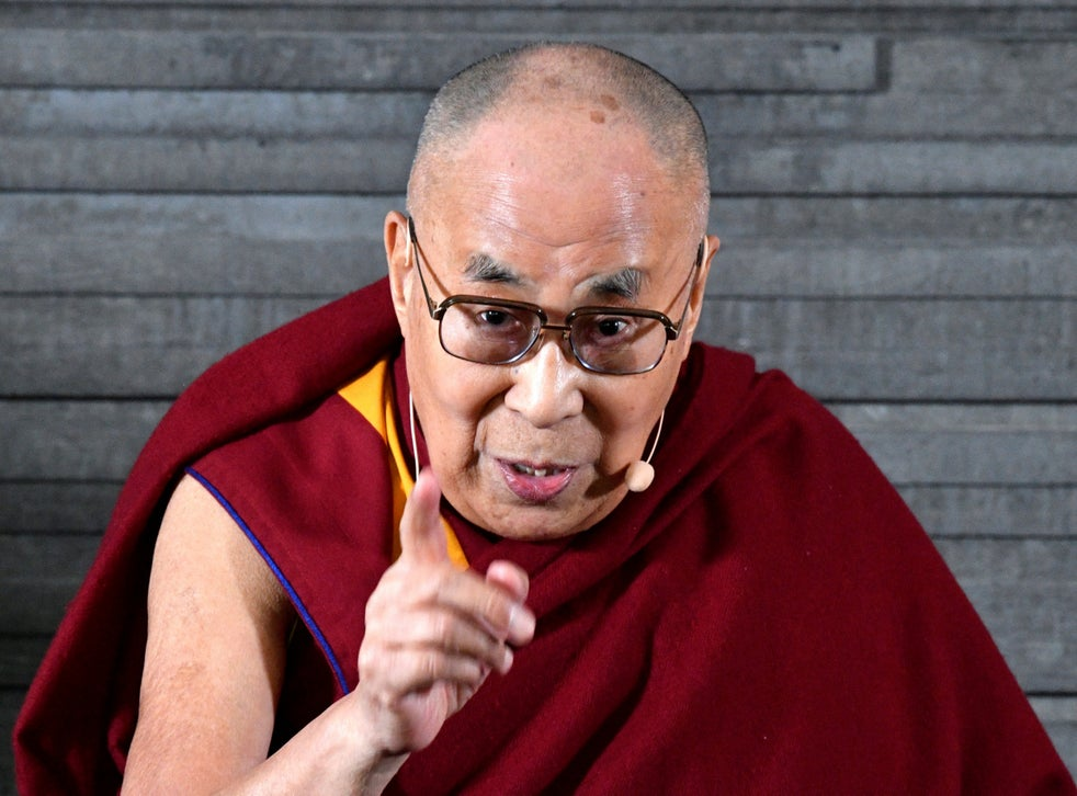 The Dalai Lama Slams Trump For Lack Of Moral Principle The Independent The Independent