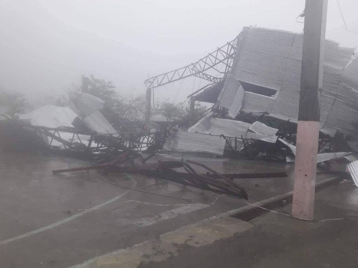 Typhoon Mangkhut: Deadly storm makes landfall in south China after leaving at least 64 dead in Philippines