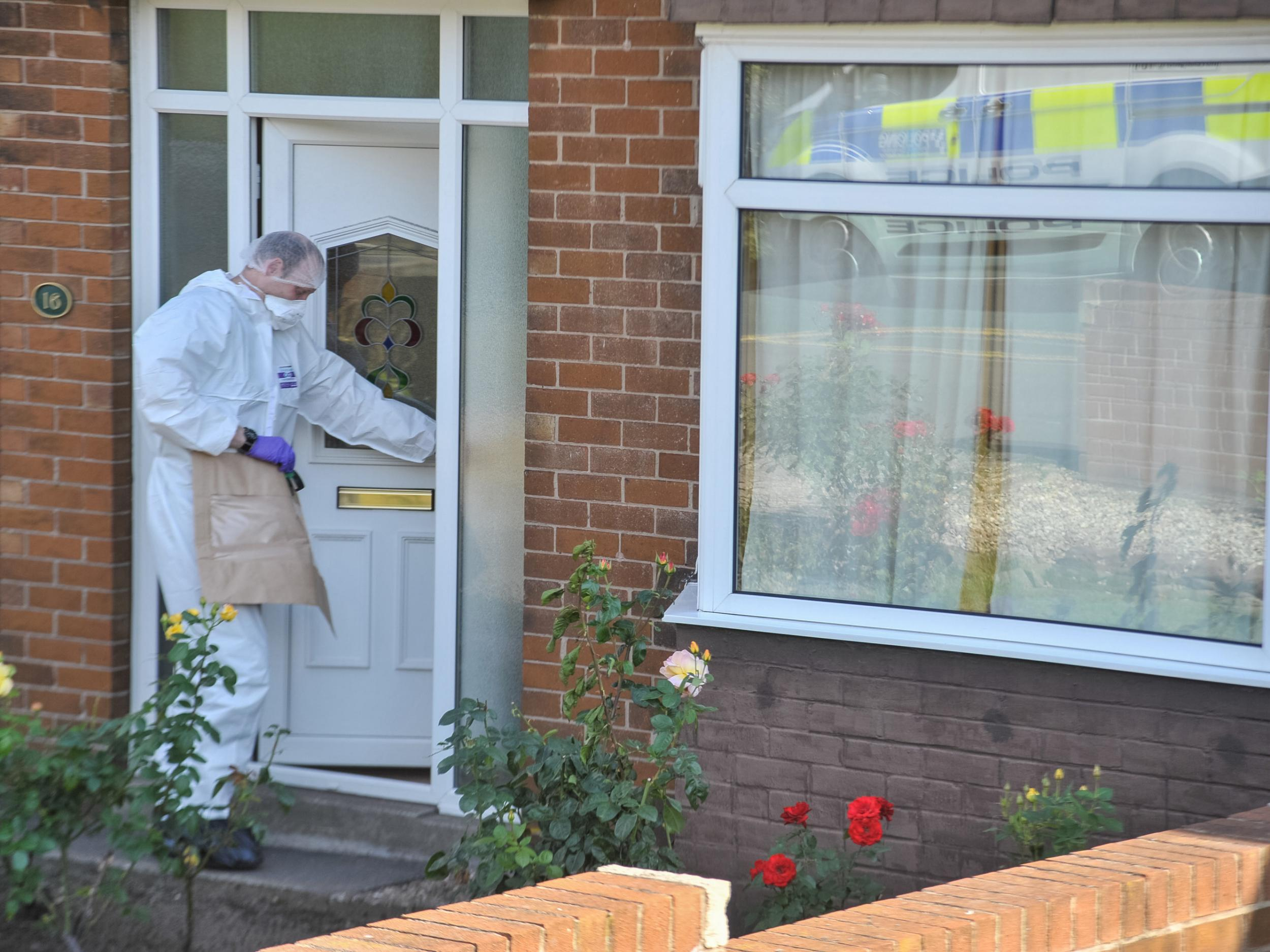 83-year-old woman charged with murder of 85-year-old man in Sheffield