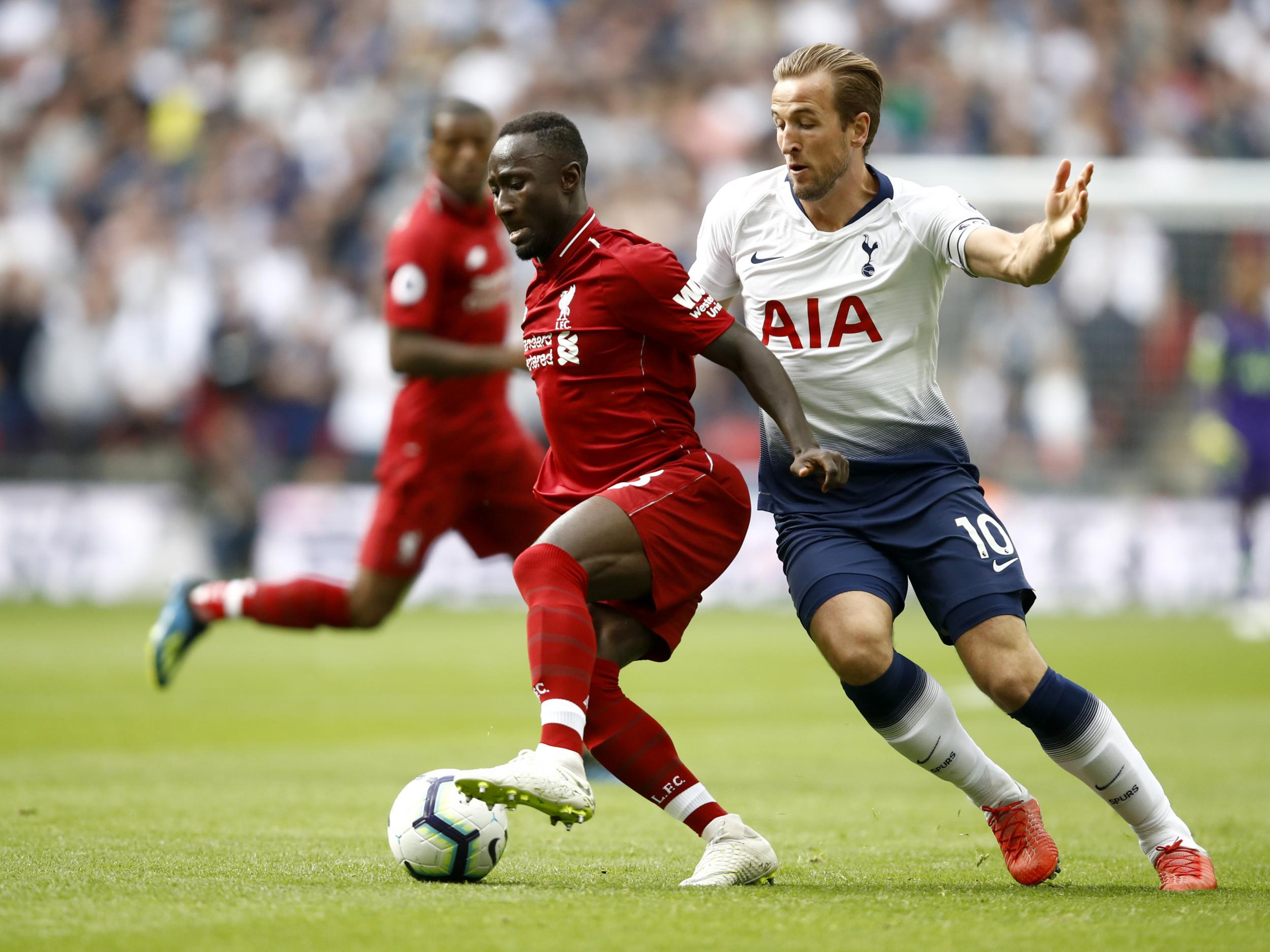 Mauricio Pochettino And Harry Kane Blame Possession Problems After Liverpool Compound Tottenham S Misery The Independent The Independent