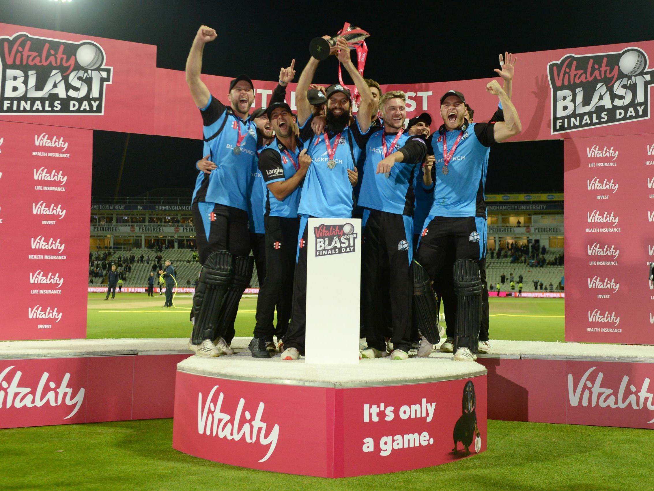 NatWest T20 Blast - latest news, breaking stories and