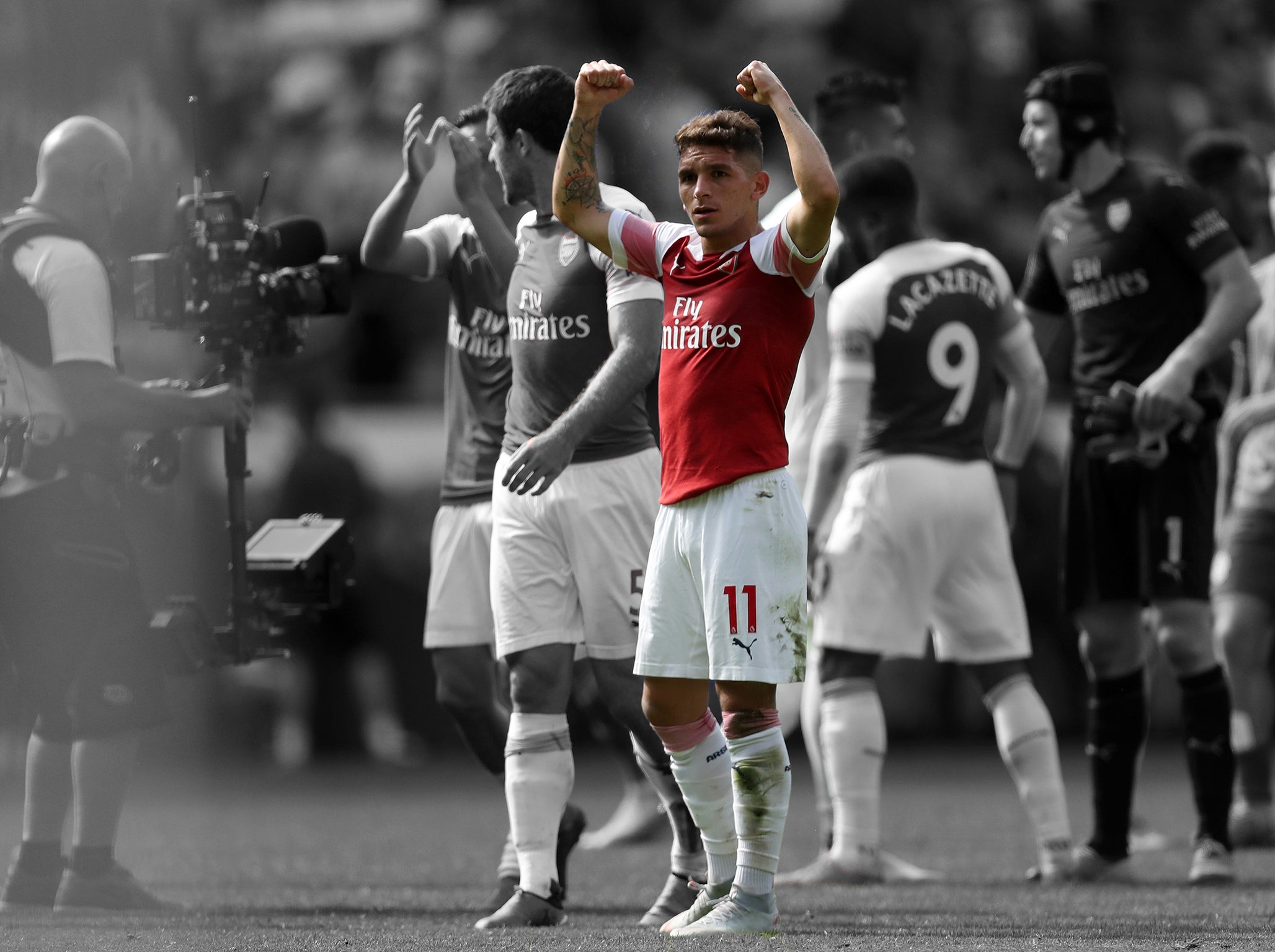 648e38e8f How Lucas Torreira proved once and for all that it is already time for him  to begin starting games for Arsenal