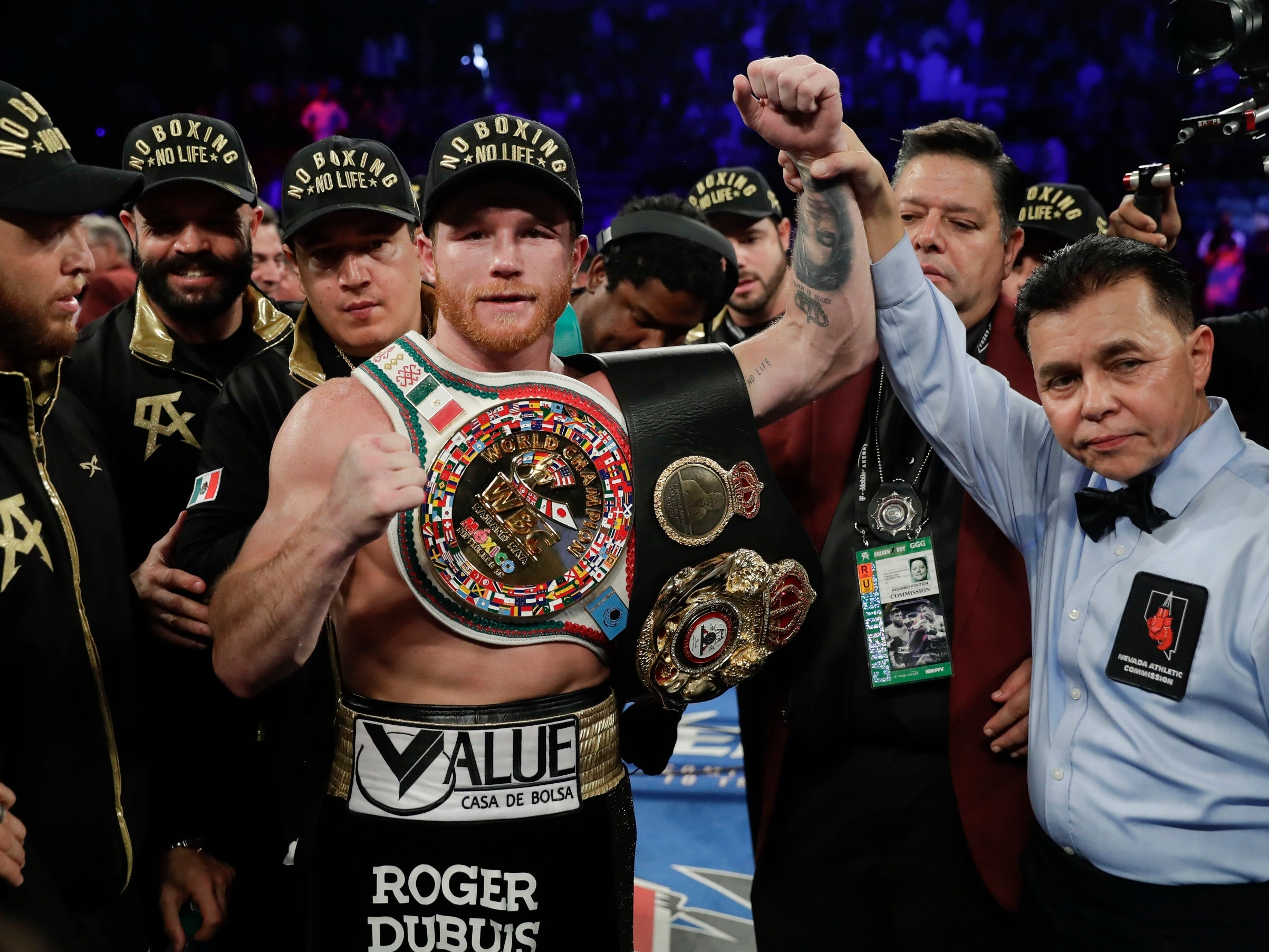 Saul Alvarez Latest News Breaking Stories And Comment The