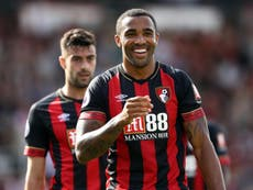 Newcastle sign Callum Wilson in £20m deal from Bournemouth