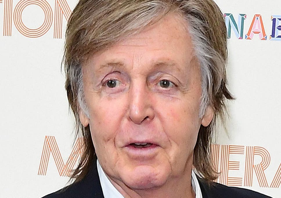 Sir Paul McCartney Revealed The Criticism Was Included In Lyrics To A Song On His New