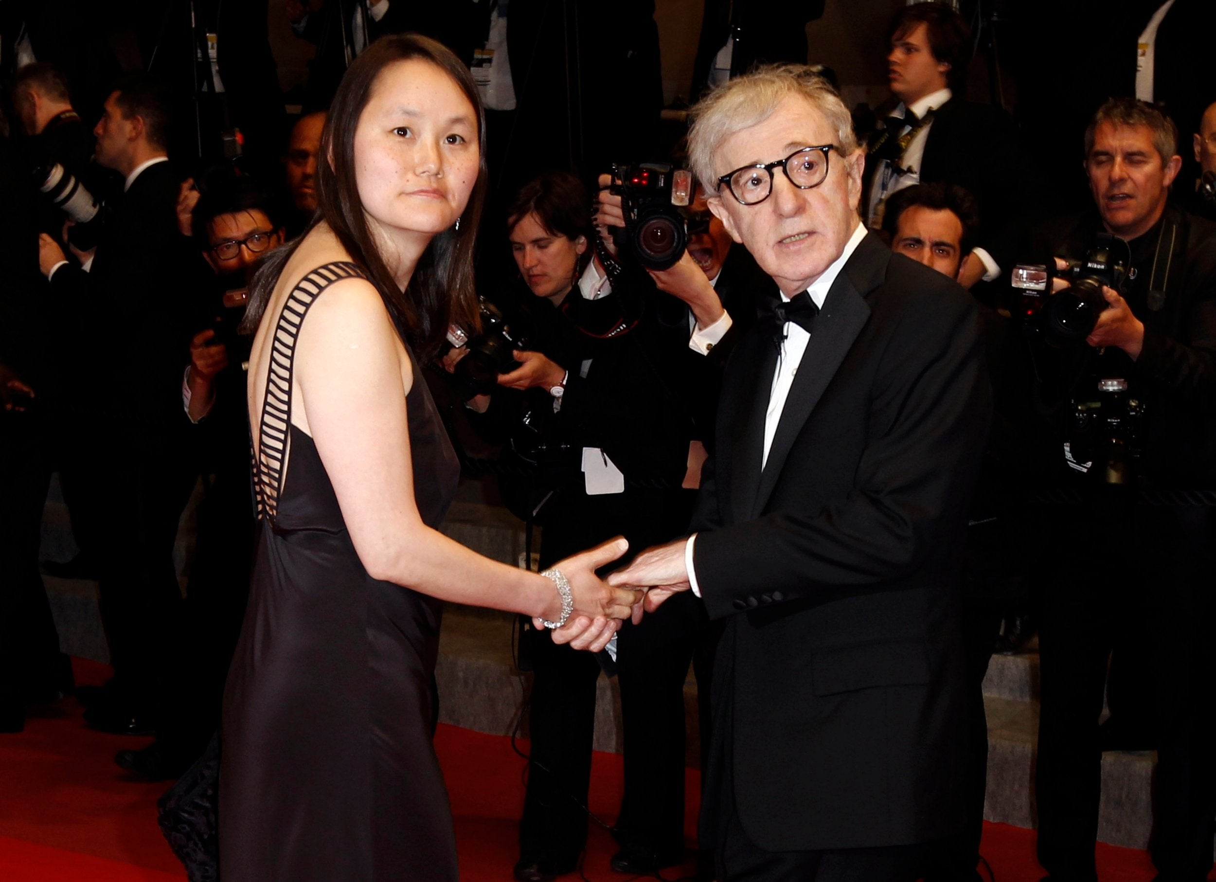 Image result for soon-yi woody allen