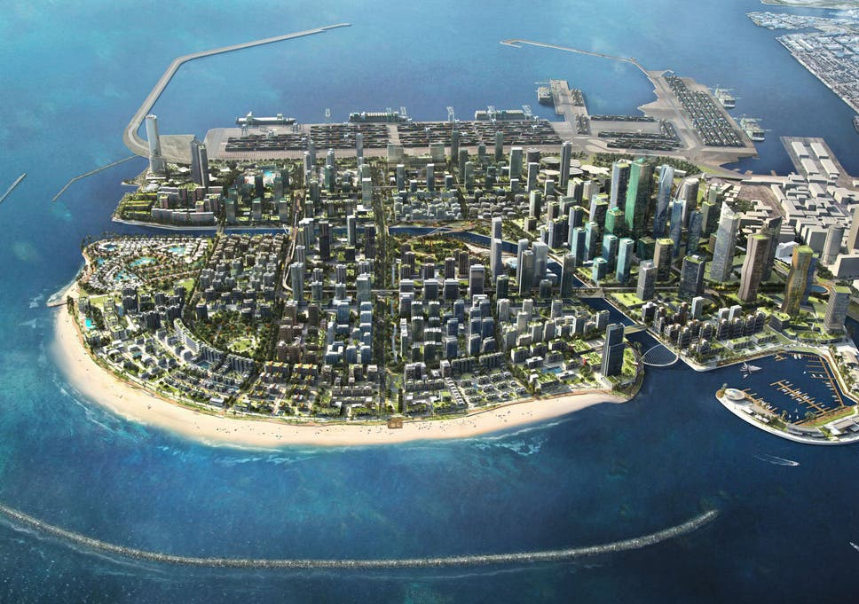 Sri Lanka To Build 11bn Metropolis To Double Size Of Its Capital