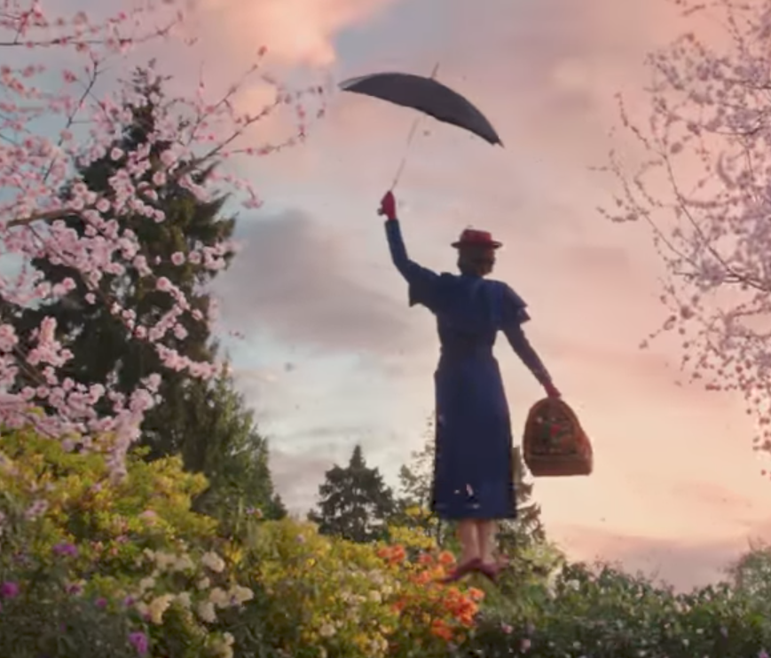 Mary Poppins Returns: New trailer shows Emily Blunt and Lin-Manuel
