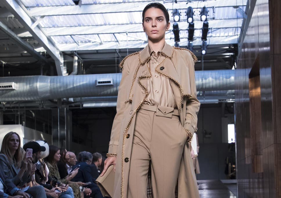 ae9016f85a34 A new era for Burberry as Riccardo Tisci takes the reins | The ...