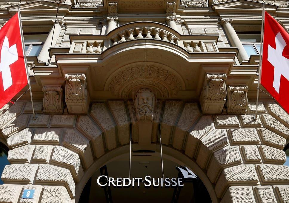 Former Credit Suisse bankers arrested in London over '$2bn
