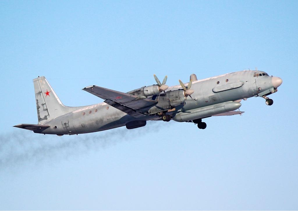 Russian military plane disappears near Syria with 14 on board