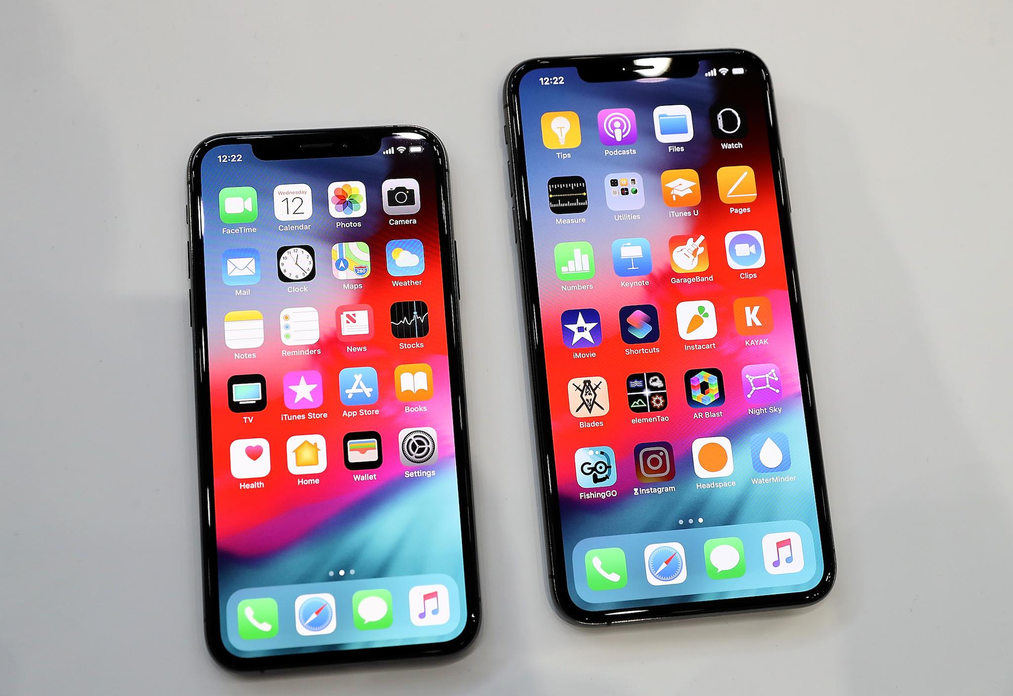 Apple blames China trade war for disappointing iPhone sales and significant cut in revenue forecast