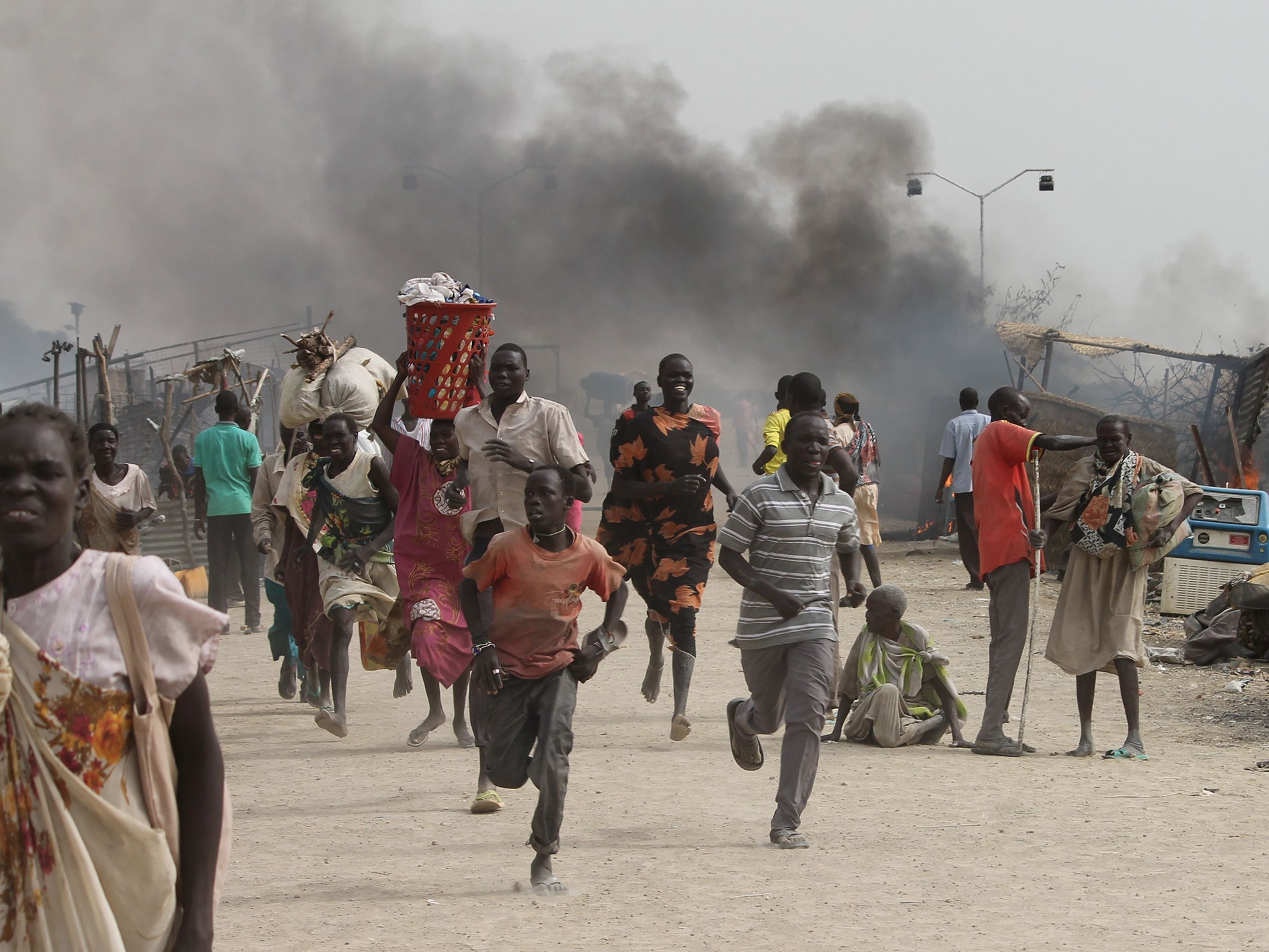 South Sudan army burned civilians alive, ran them over and swung children into tree trunks, says Amnesty