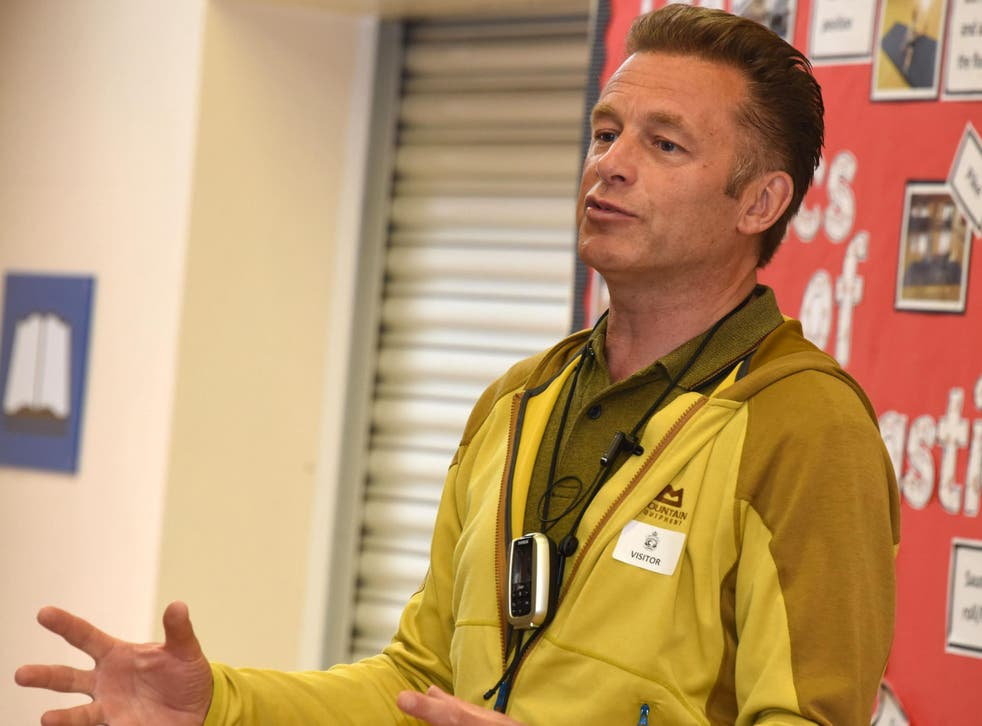 Chris Packham has laid out a set of nearly 200 measures to save Britain's wildlife