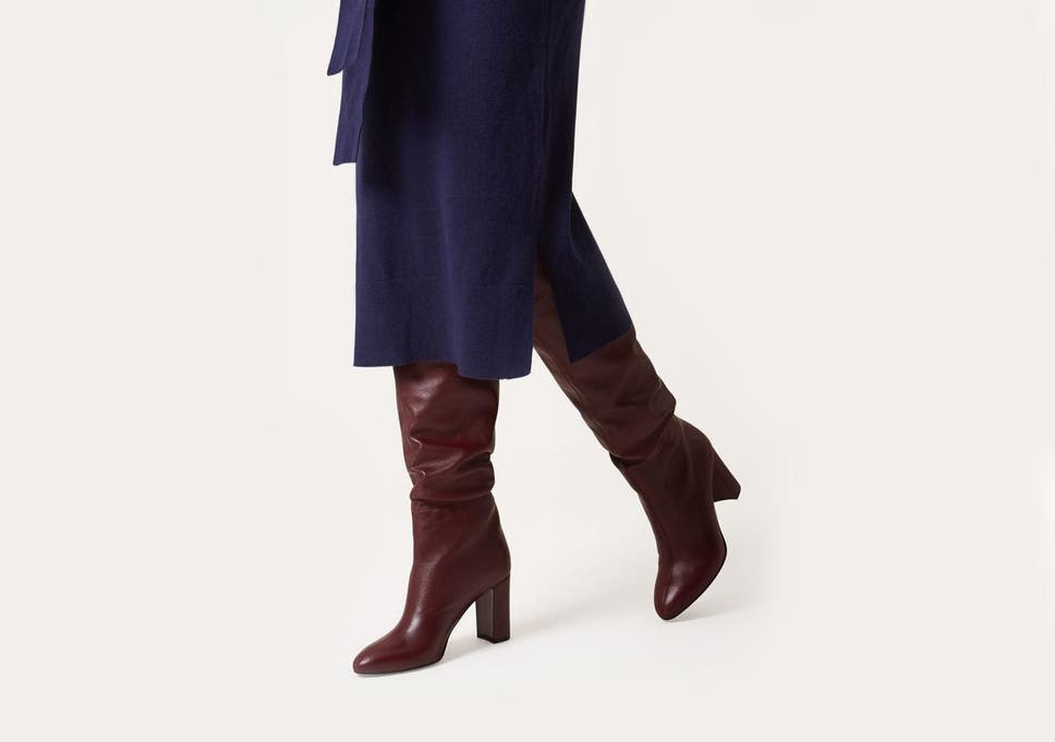 2f6740afcd64b The re-emergence of slouch boots is further evidence the 1980s is not the  decade