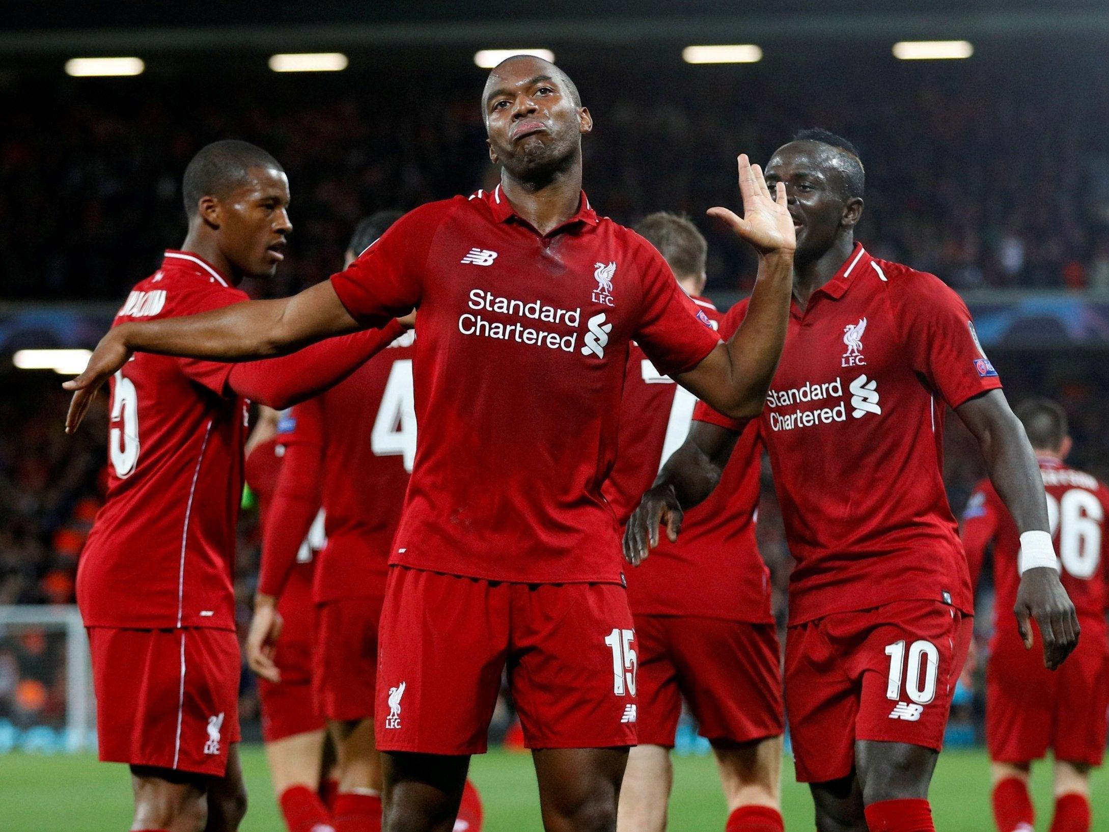 Sturridge: Daniel Sturridge Achieves Champions League Redemption With