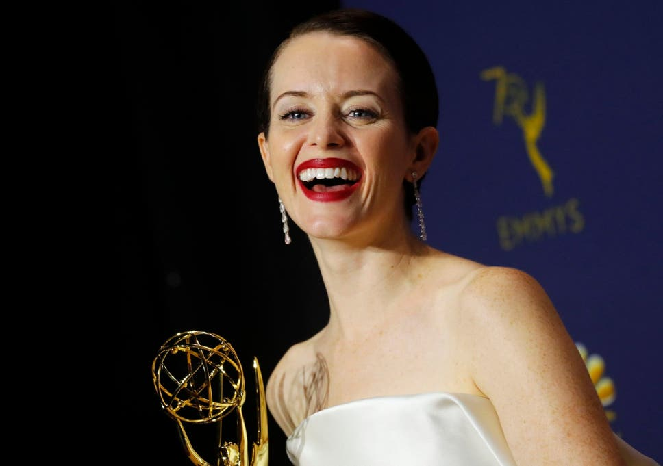 d3d8db3f8f2 Emmys 2018  Claire Foy and Thandie Newton among winners on night of ...