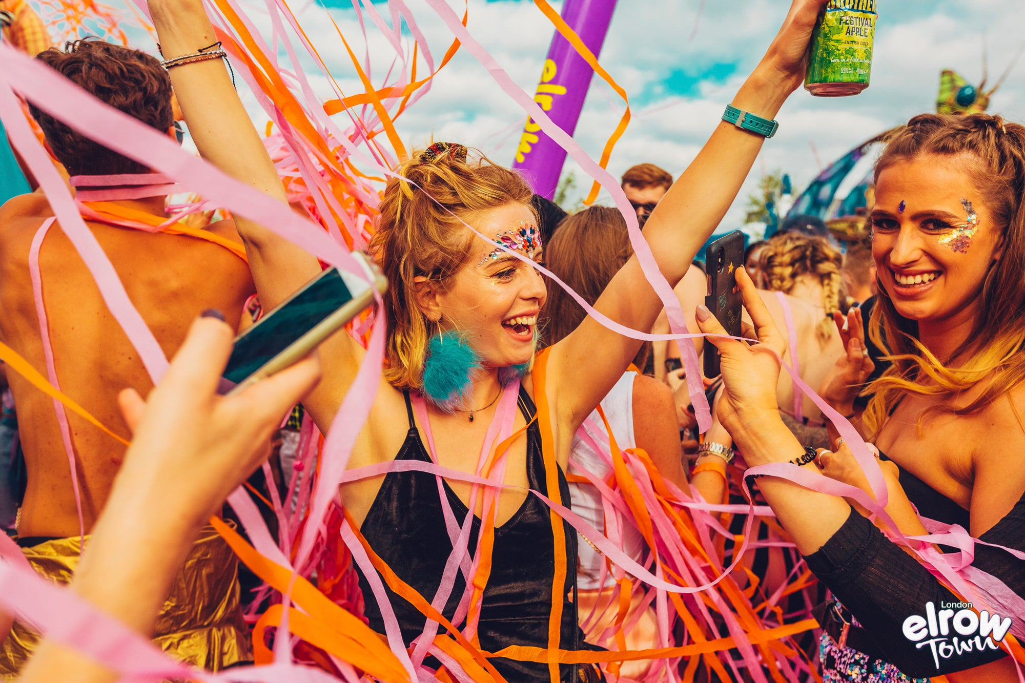 Elrow how wacky flamboyance created the most popular party in the credit aronklein fandeluxe Gallery