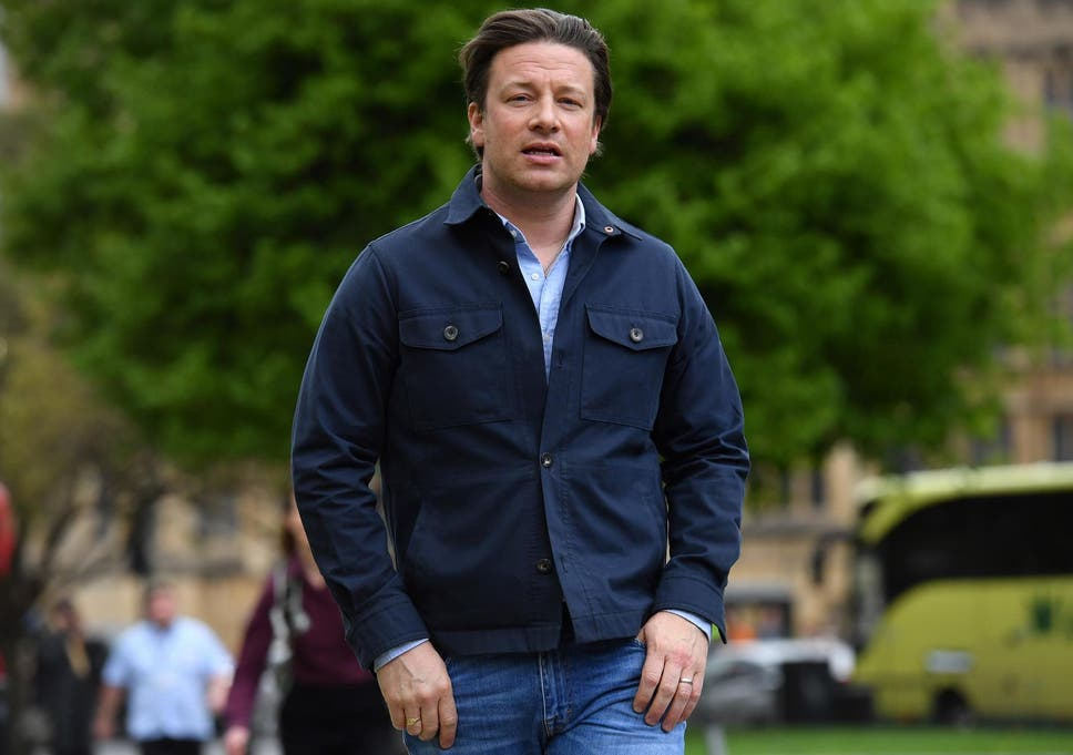 Jamie Oliver reveals he tracks daughters' location on app - but