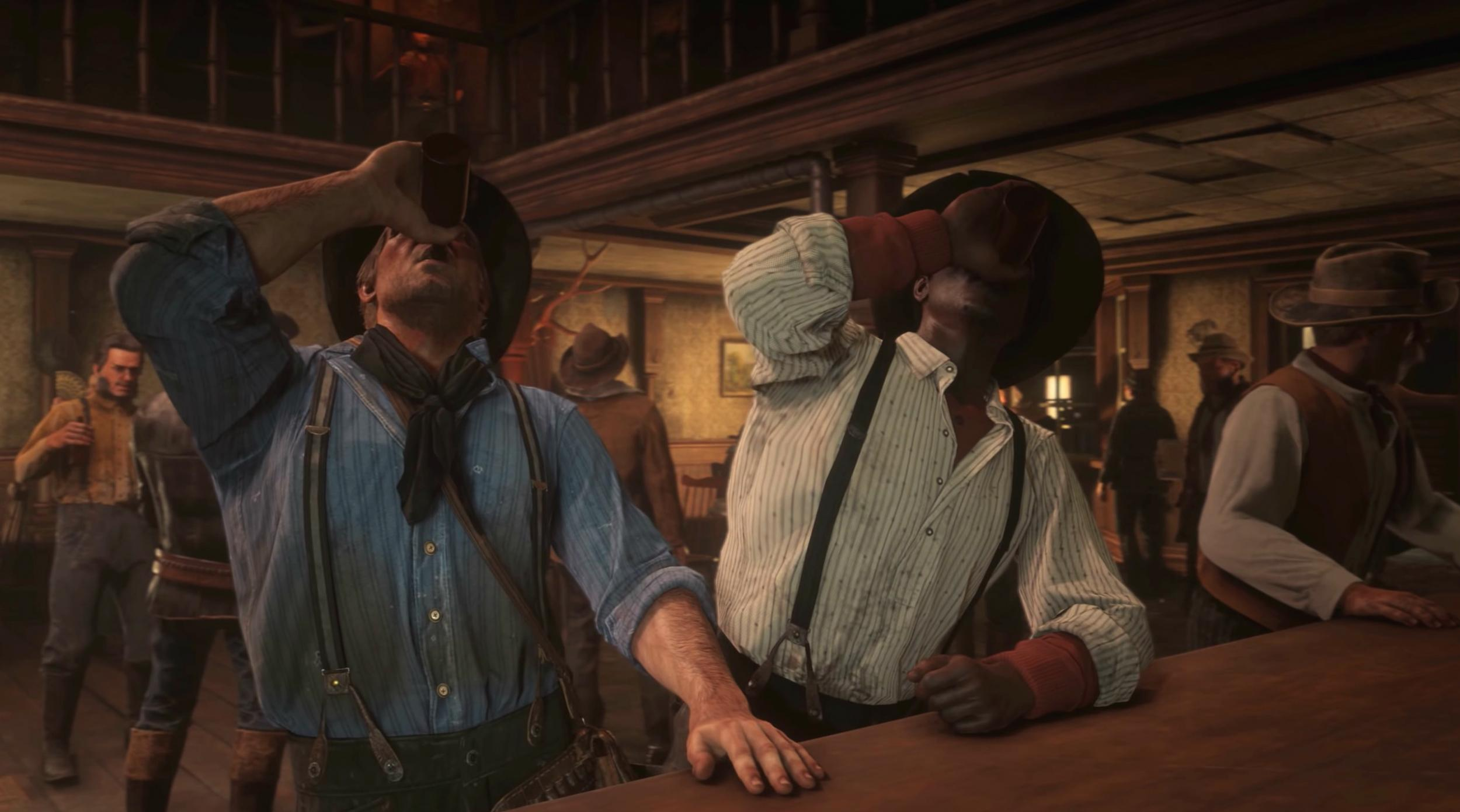 Red Dead Redemption 2 first play review: This game is alive - here's
