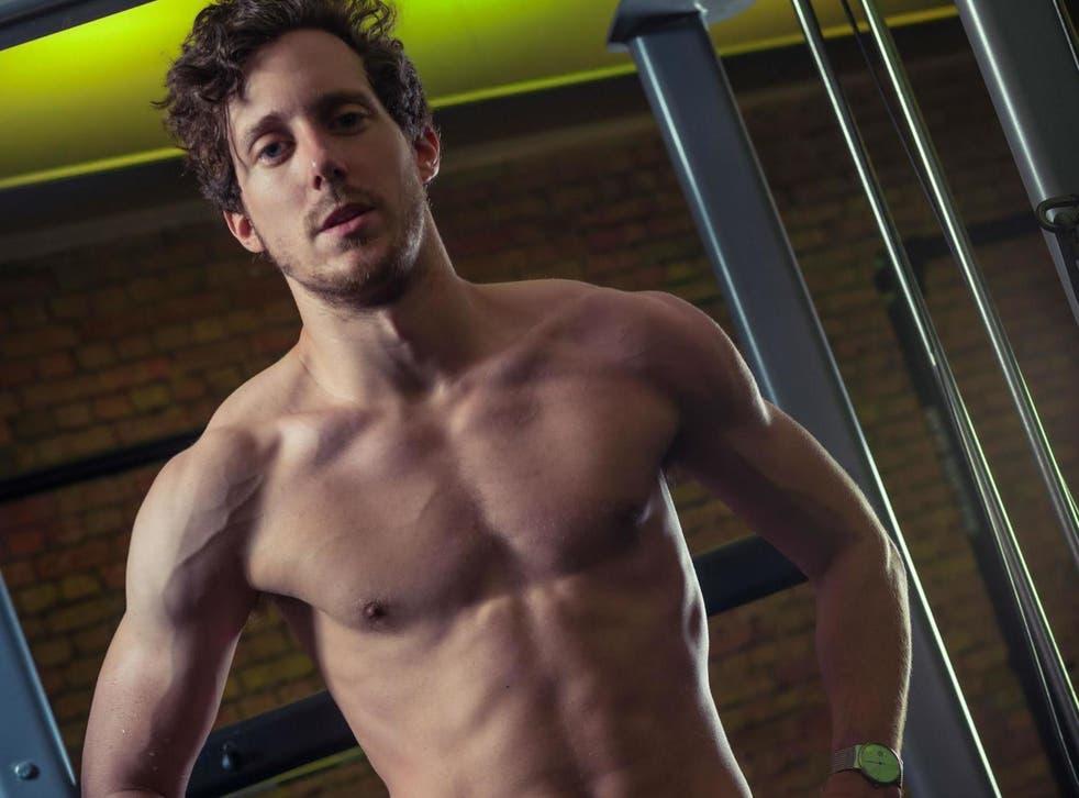 Muscle skinny build Skinny Guy's