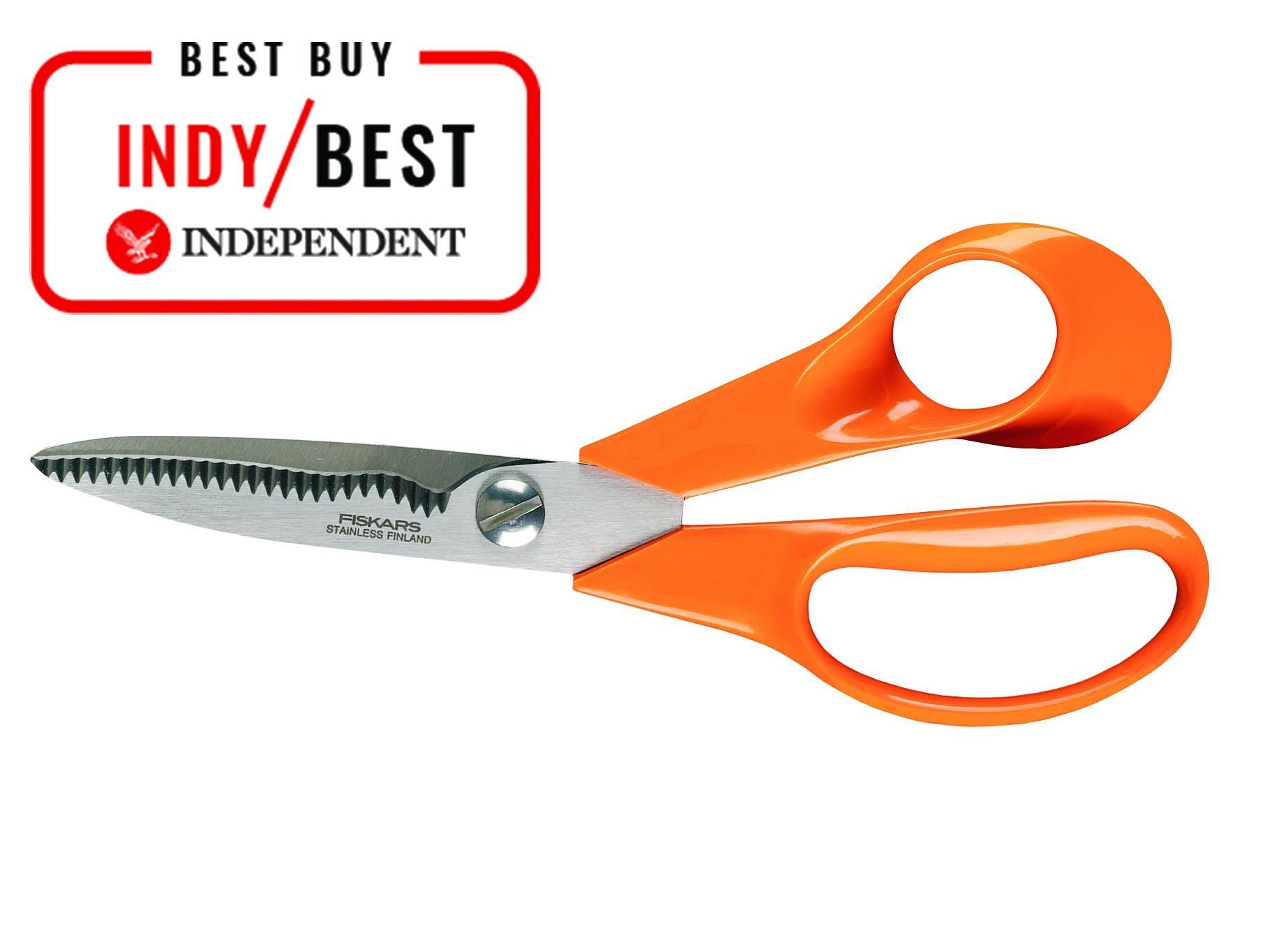 fiskars classic kitchen scissors 1228 amazon - Best Kitchen Scissors