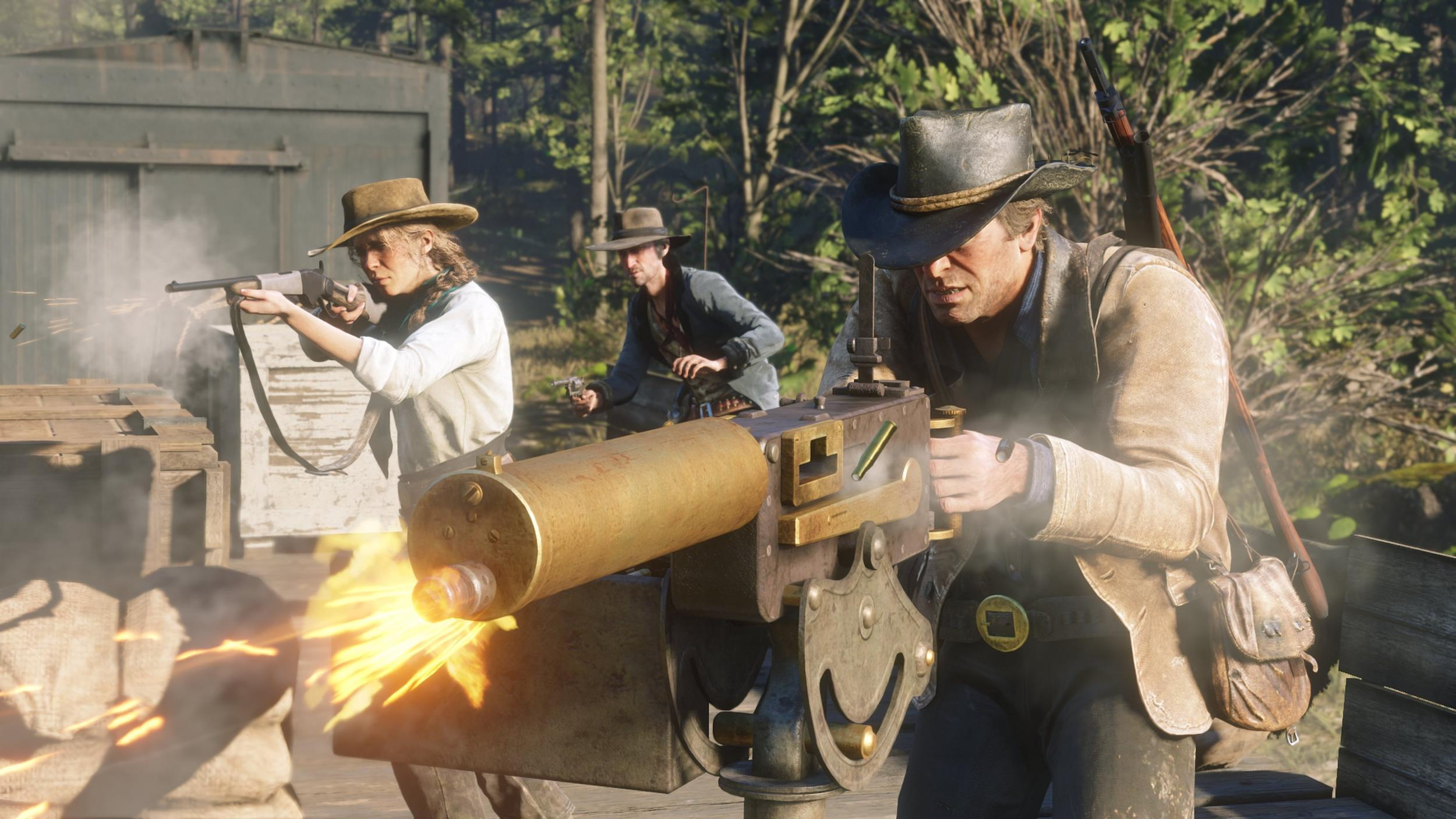 Red Dead Redemption 2: How to play without waiting for massive file