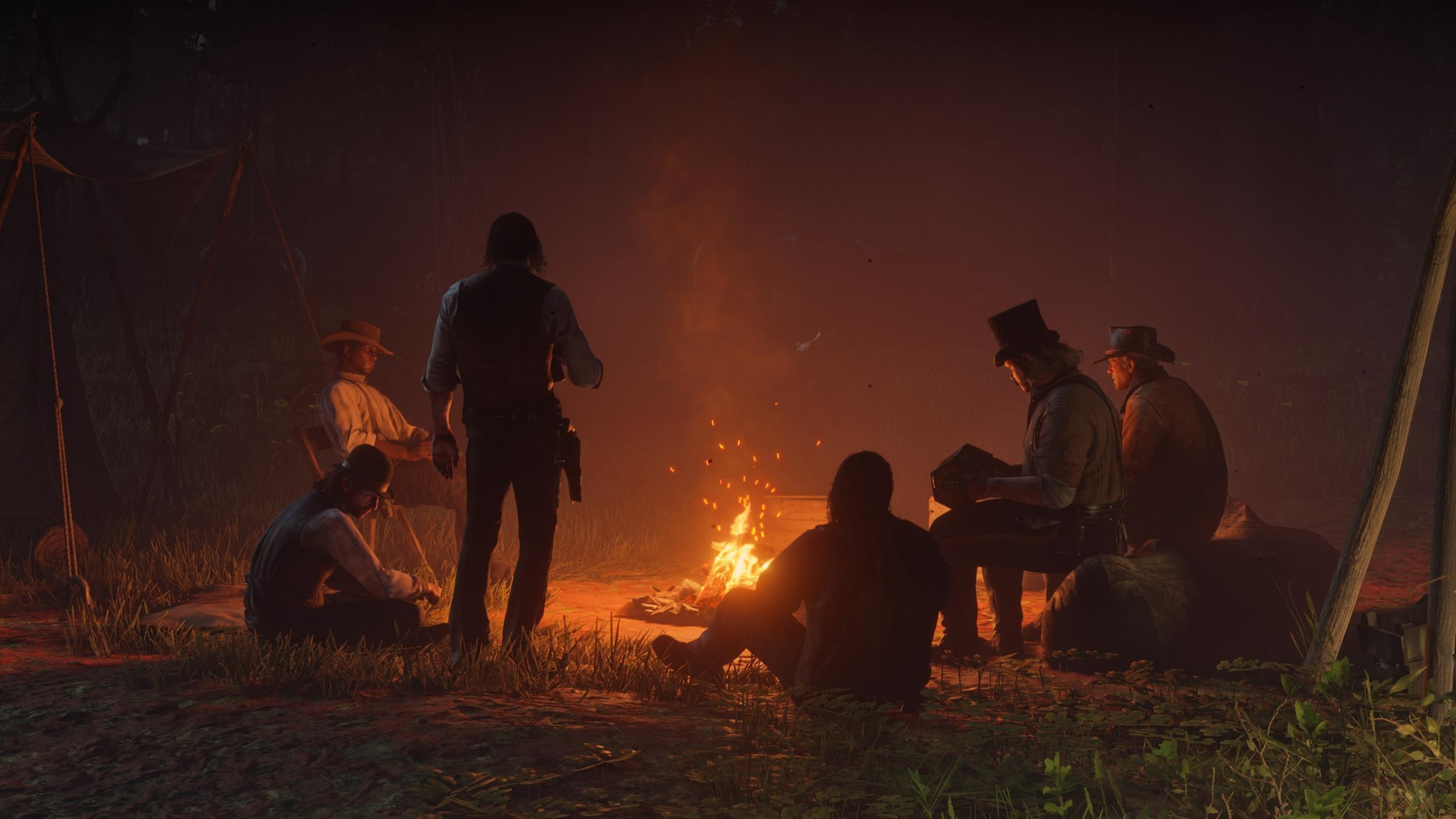 Red Dead Redemption 2 first play review: This game is alive
