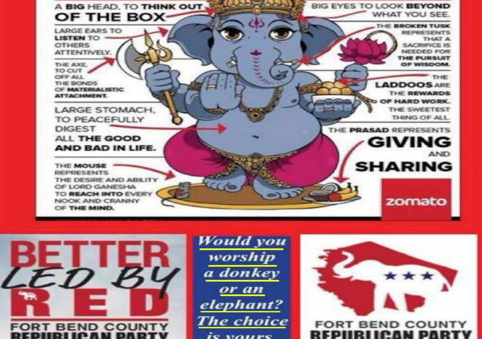 Texas Hindus Have Split Reaction Over Offensive Republican