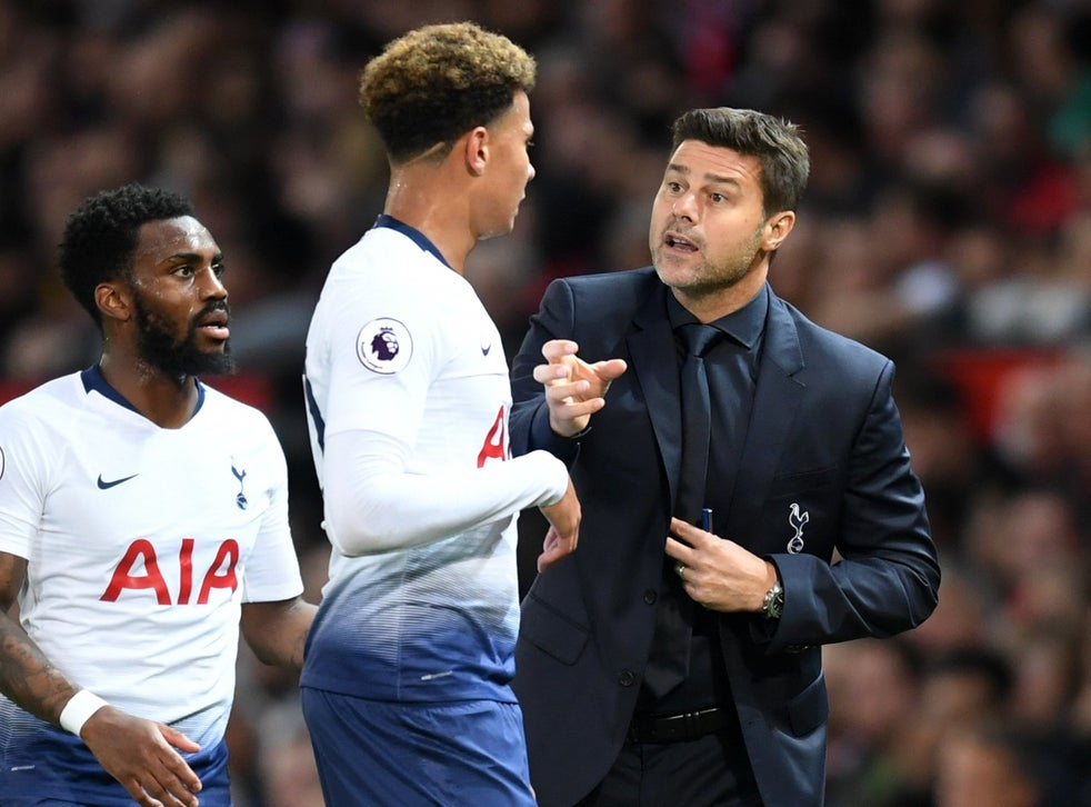 Tottenham S Playing Philosophy Is Impossible To Change Now Says Mauricio Pochettino The Independent The Independent