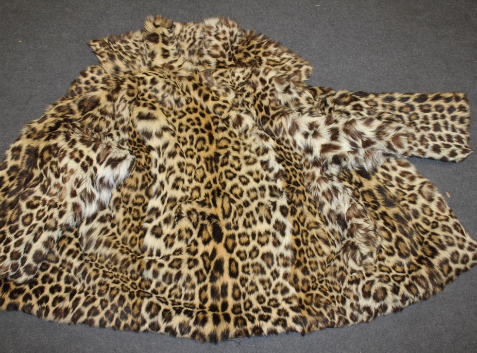 British Man Caught Selling Fur Coats Made From Endangered Leopards And Wolves Over Ebay The Independent Independent