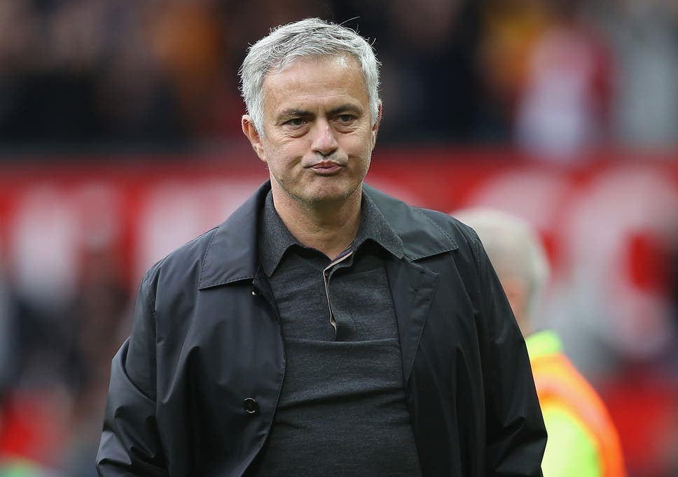 Image result for images of Jose Mourinho