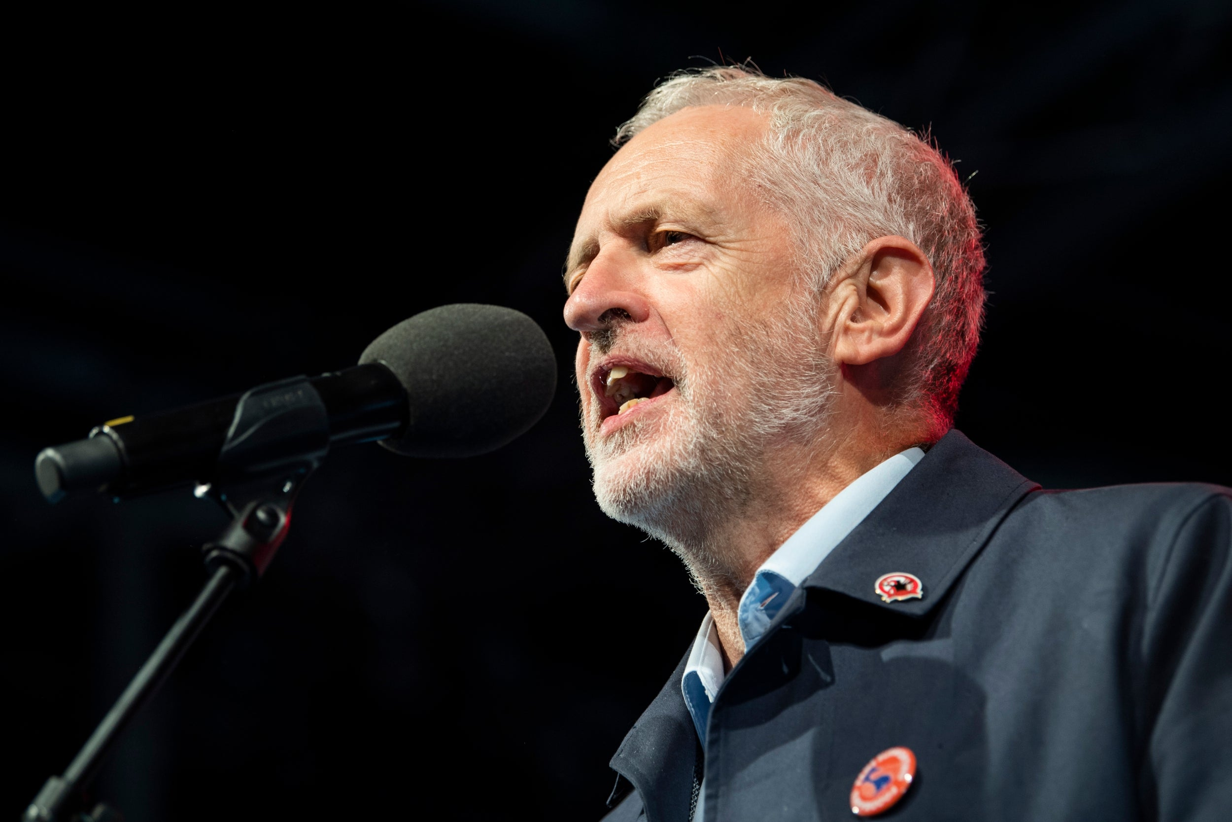 952ac28997f Workers to make up one third of company board members under Labour, Jeremy  Corbyn vows | The Independent