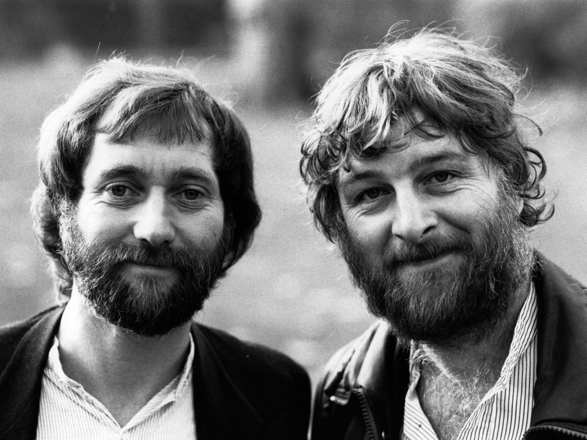 Chas Hodges: Much-loved singer who put cockney charm on the musical map