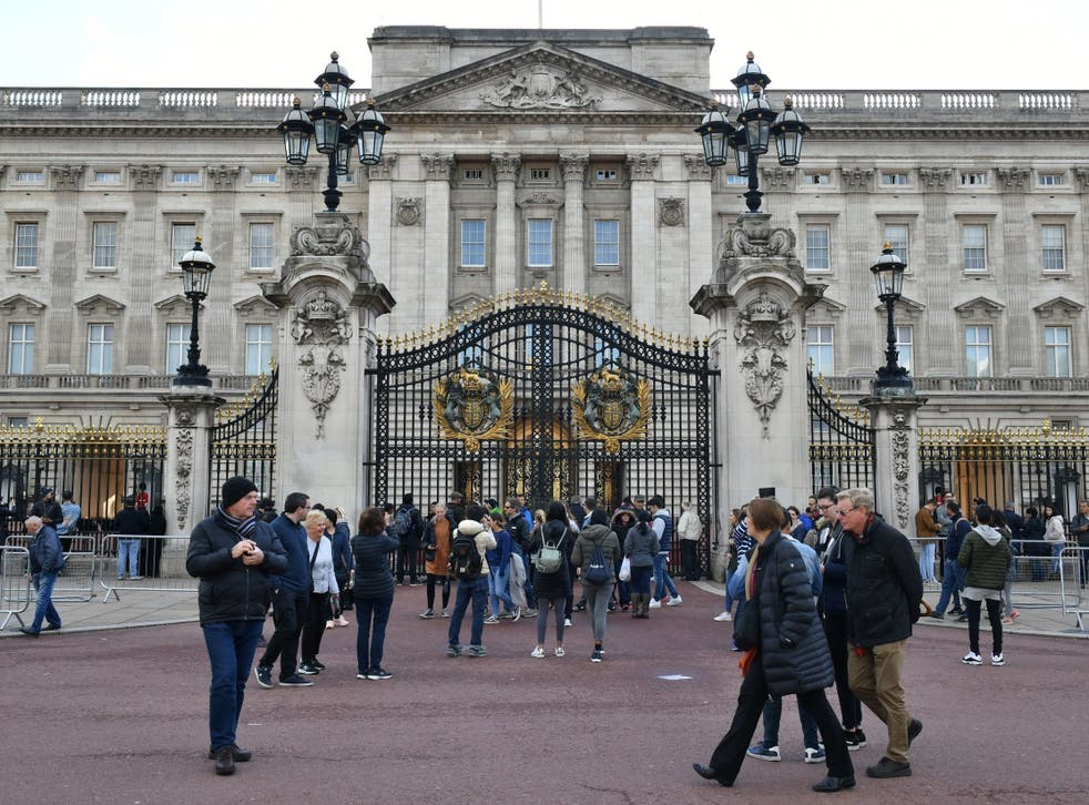 Scotland Yard's royalty and specialist protection command guards royal residences, including Buckingham Palace