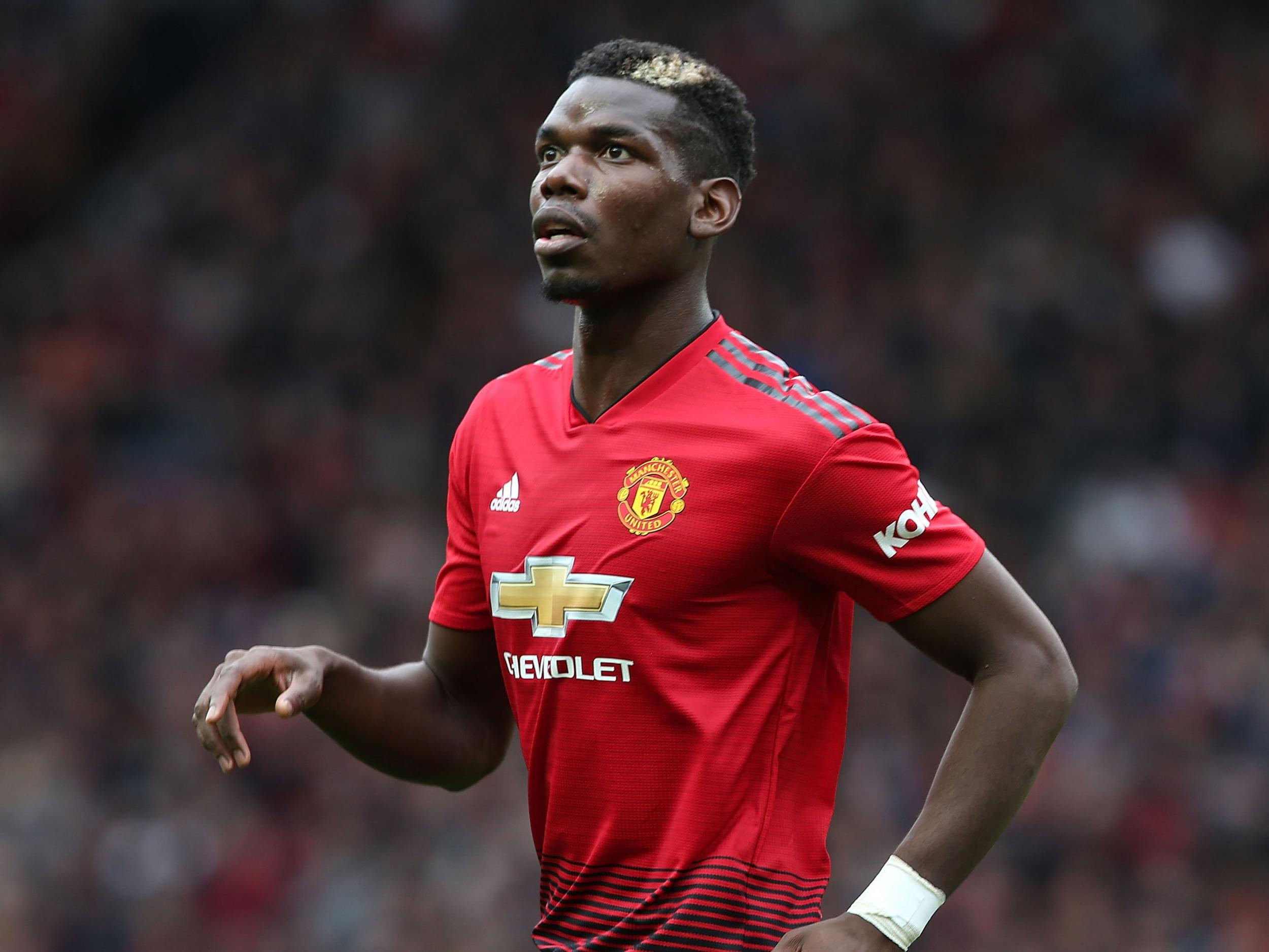 Paul Pogba: Paul Pogba Hits Out At Manchester United's Approach To