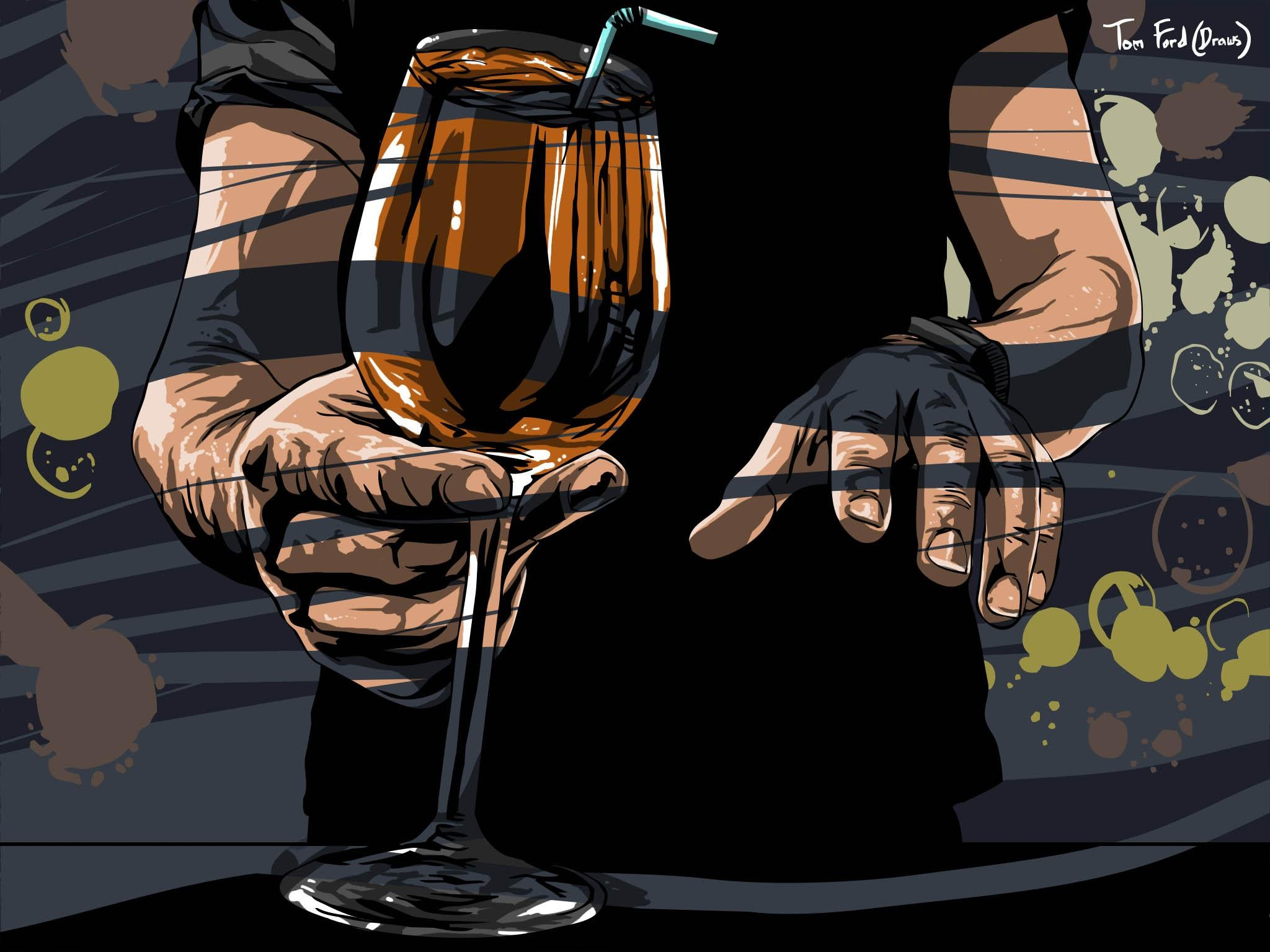 Middle-class drinking epidemic' criticised recommendations