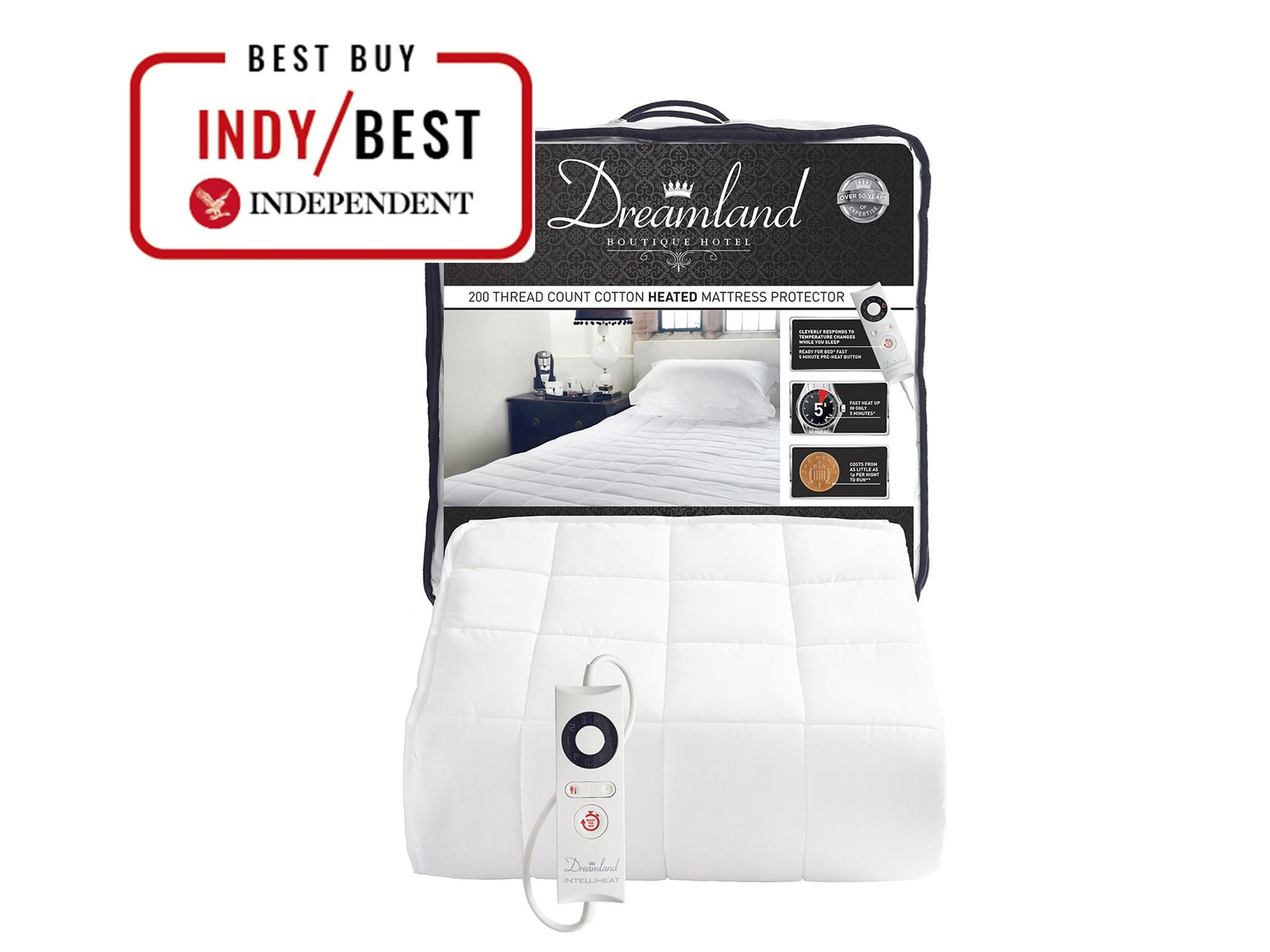 Wondrous 10 Best Electric Blankets The Independent Download Free Architecture Designs Intelgarnamadebymaigaardcom