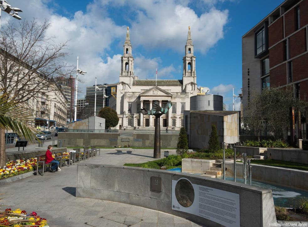 Cities such as Leeds are benefiting as the cost of living in London rises, according to a report