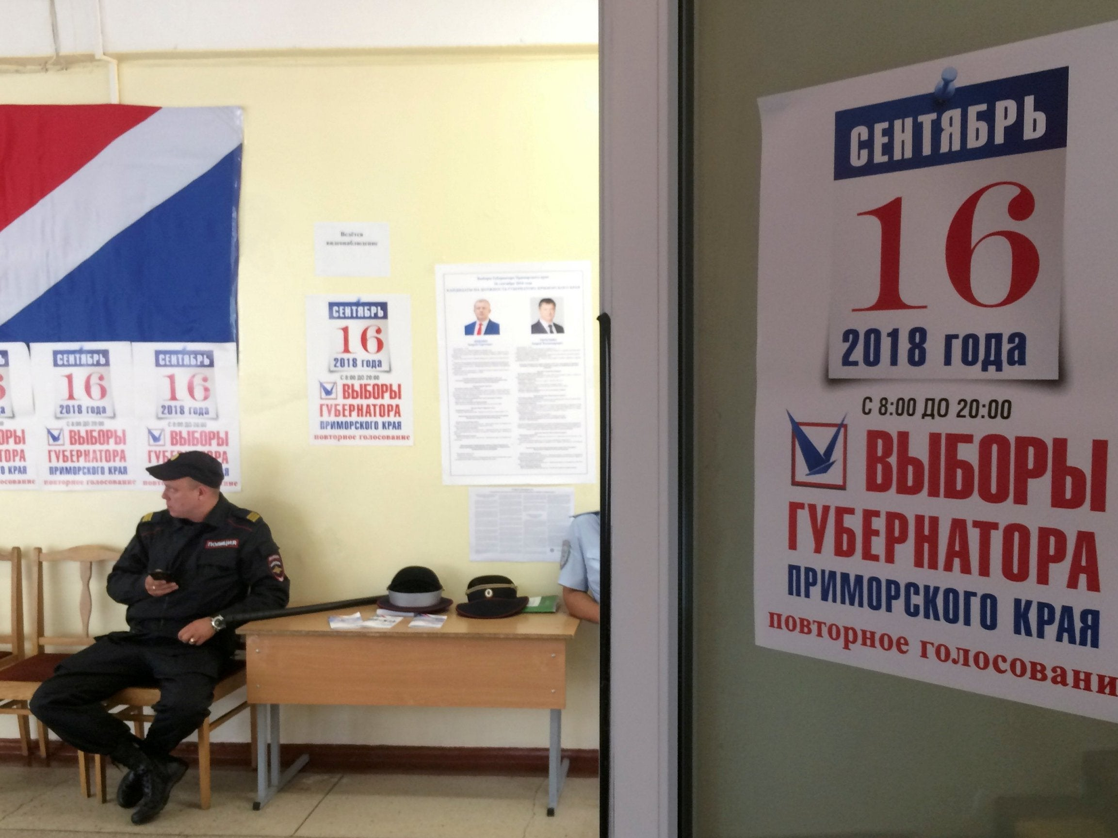 Kremlin in shock as Russians reject hand-picked candidates for third week in a r...