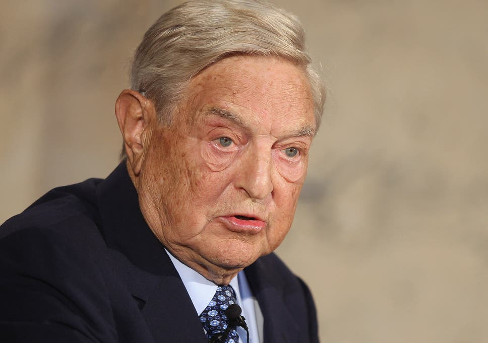 Budapest has accused Mr Soros and the liberal groups he supports of trying to destroy Europe's Christian culture by promoting mass migration - a charge he denies