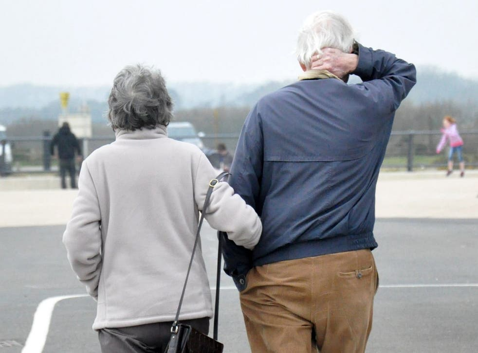 The elderly shouldn't segregate themselves in their twilight years – they should seek out the company of the younger generation