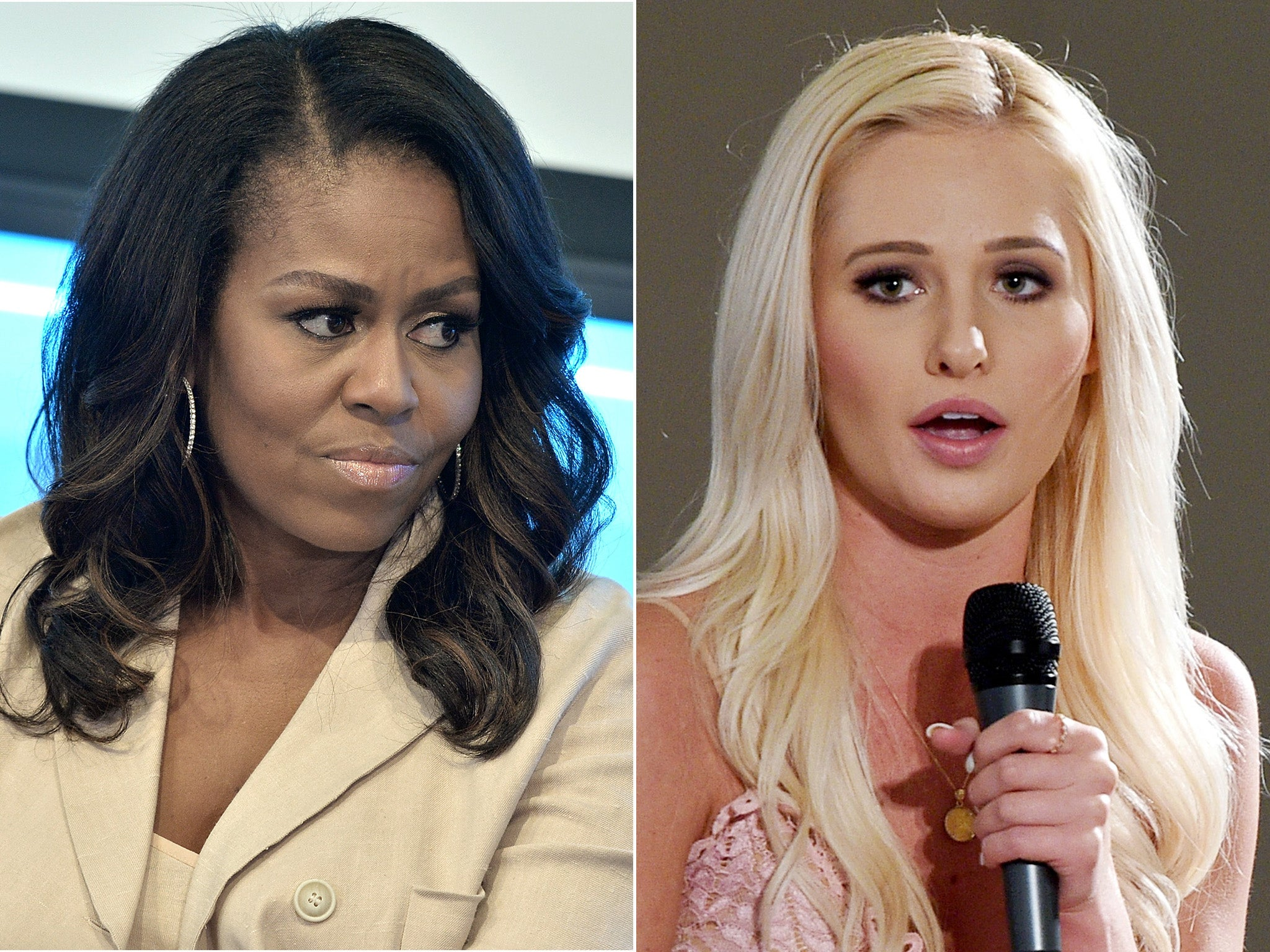 Tomi Lahren just told Michelle Obama to 'sit down' and people are not happy