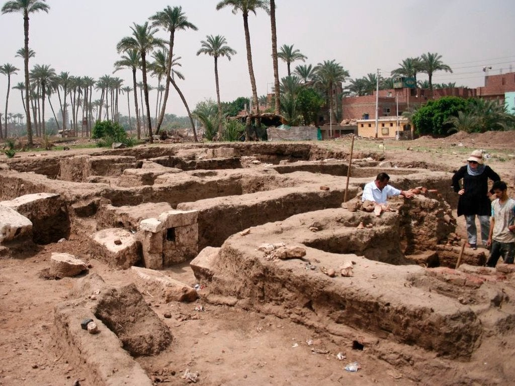 What is interesting in Egypt 92
