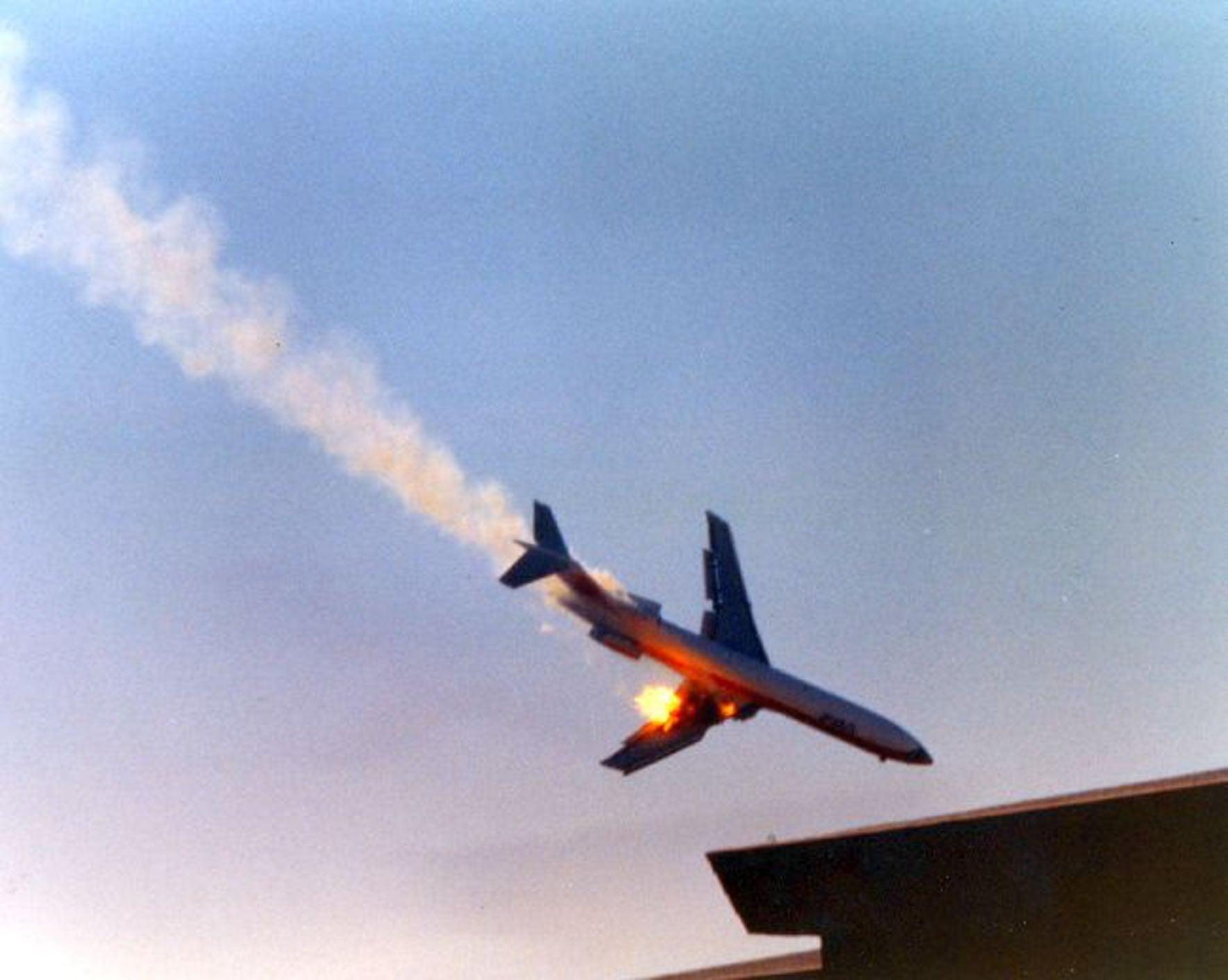 PSA Flight 182 crash: how a routine commuter flight turned