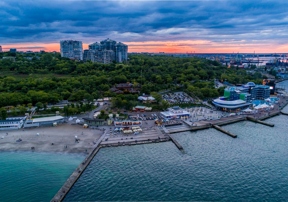 1783b4adea405 Odessa city guide: Where to eat, drink, shop and stay in Ukraine's ...